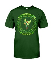 IRISH WOMEN Classic T-Shirt front