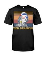 DRANKIN Classic T-Shirt front