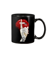 FRAGILE LIKE A BOMB T-SHIRT Mug thumbnail