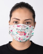 ROCKIN' NURSE LIFE Cloth Face Mask - 3 Pack aos-face-mask-lifestyle-01