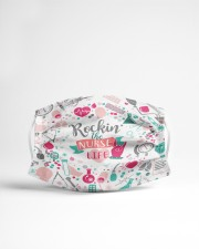 ROCKIN' NURSE LIFE Cloth Face Mask - 3 Pack aos-face-mask-lifestyle-22