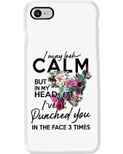 CALM T-SHIRT Phone Case thumbnail