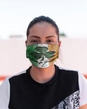 Irish Blood 2 Cloth Face Mask - 3 Pack aos-face-mask-lifestyle-03