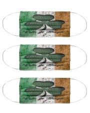Irish Blood 2 Cloth Face Mask - 3 Pack front
