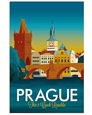 PRAGUE 16x24 Poster front