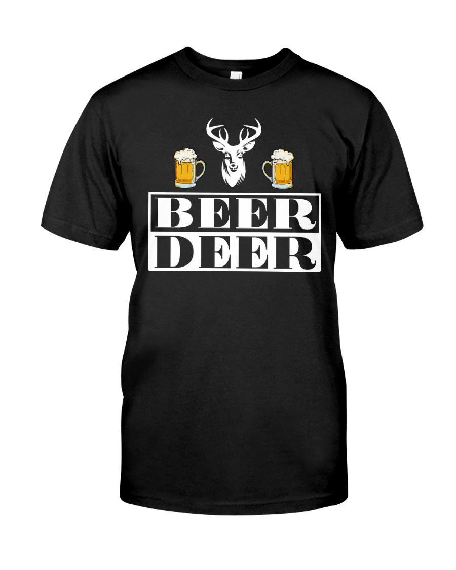 BEER DEER Classic T-Shirt