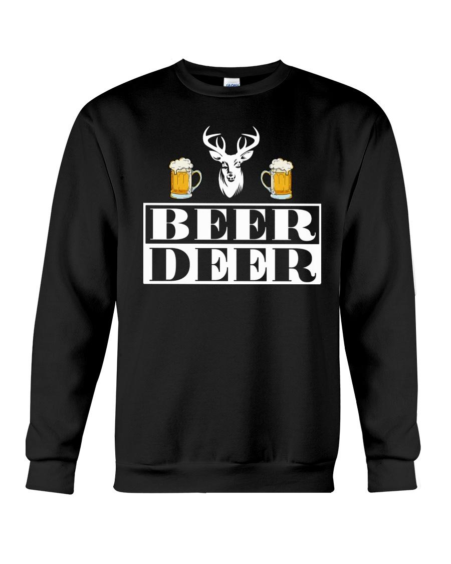 BEER DEER Crewneck Sweatshirt