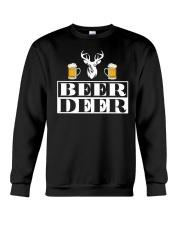 BEER DEER Crewneck Sweatshirt front