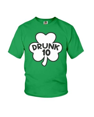 DRUNK 10 T-SHIRT