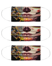 SUGAR SKULL BUTTERFLY Cloth Face Mask - 3 Pack front