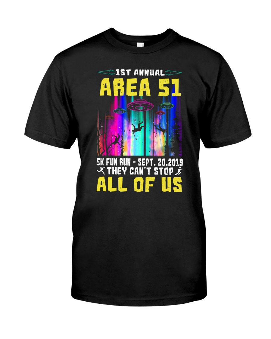 THEY CAN'T STOP ALL OF US Classic T-Shirt