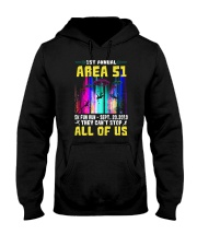 THEY CAN'T STOP ALL OF US Hooded Sweatshirt thumbnail
