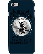 In my defense Phone Case thumbnail