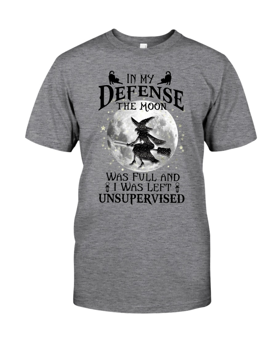 In my defense Classic T-Shirt