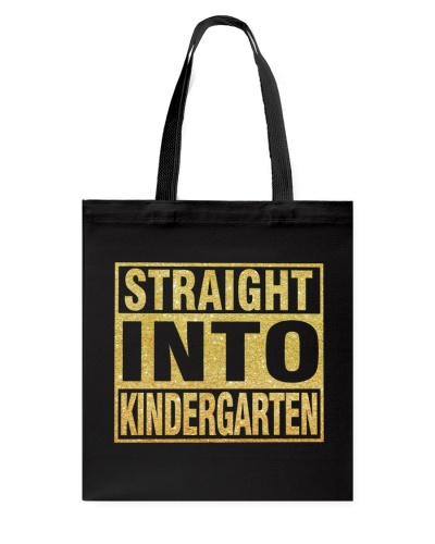 STRAIGHT INTO KINDERGARTEN