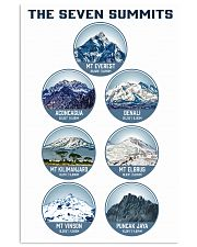 THE SEVEN SUMMITS 11x17 Poster front