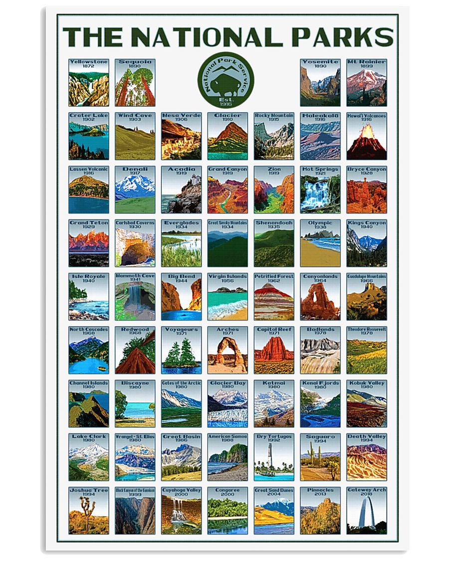 Limited Edition - 60 NPS 16x24 Poster