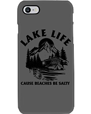 LAKE LIFE CAUSE BEACHES BE SALTY Phone Case thumbnail