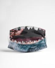 Shark Lovers 6 Cloth face mask aos-face-mask-lifestyle-22
