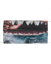 Shark Lovers 6 Cloth face mask front