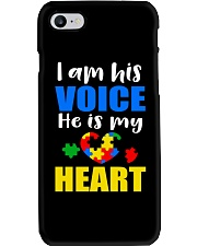 His voice Phone Case thumbnail
