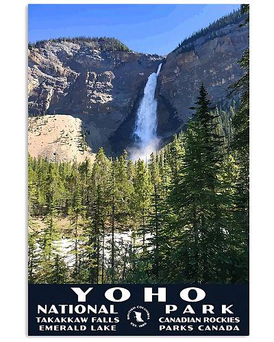 YOHO NATIONAL PARK