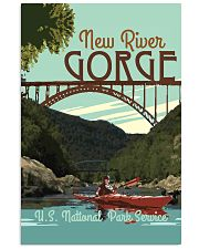NEW RIVER GORGE 11x17 Poster front