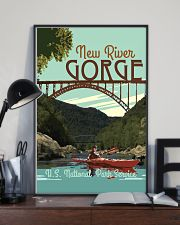 NEW RIVER GORGE 11x17 Poster lifestyle-poster-2