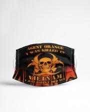 Vietnam Veteran 2 Cloth Face Mask - 3 Pack aos-face-mask-lifestyle-22