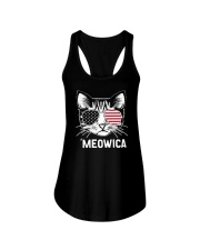 MEOWICA - INDEPENDENCE DAY Ladies Flowy Tank thumbnail