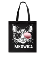 MEOWICA - INDEPENDENCE DAY Tote Bag thumbnail