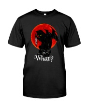 WHAT CAT T-SHIRT  Classic T-Shirt front