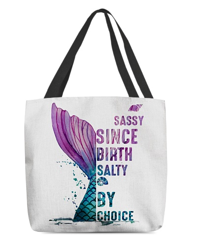 SASSY SINCE BIRTH - SALTY BY CHOICE