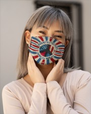 Hippie Life 6 Cloth Face Mask - 3 Pack aos-face-mask-lifestyle-17