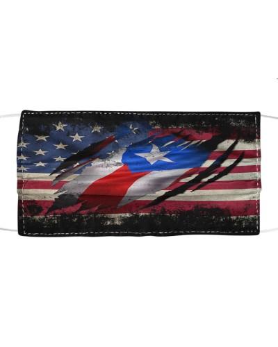 AMERICA PUERTO RICO FLAG