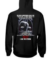 UNDERESTIMATE MAY  Hooded Sweatshirt thumbnail