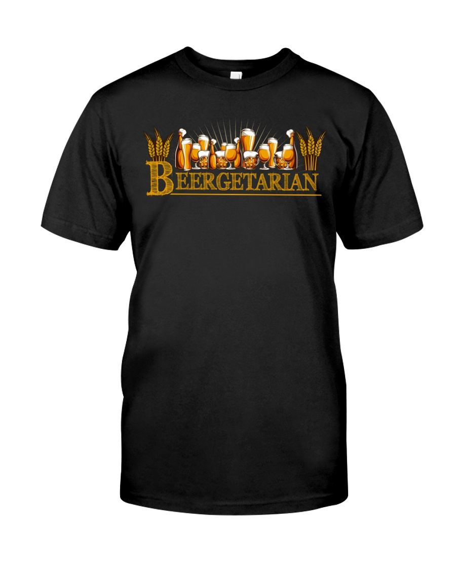 Beergetarian Classic T-Shirt
