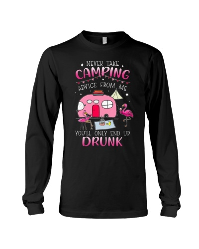 YOU'LL ONLY END UP DRUNK T-SHIRT