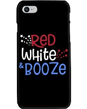 RED WHITE AND BOOZE Phone Case thumbnail