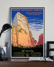 ZION NATIONAL PARK 11x17 Poster lifestyle-poster-2