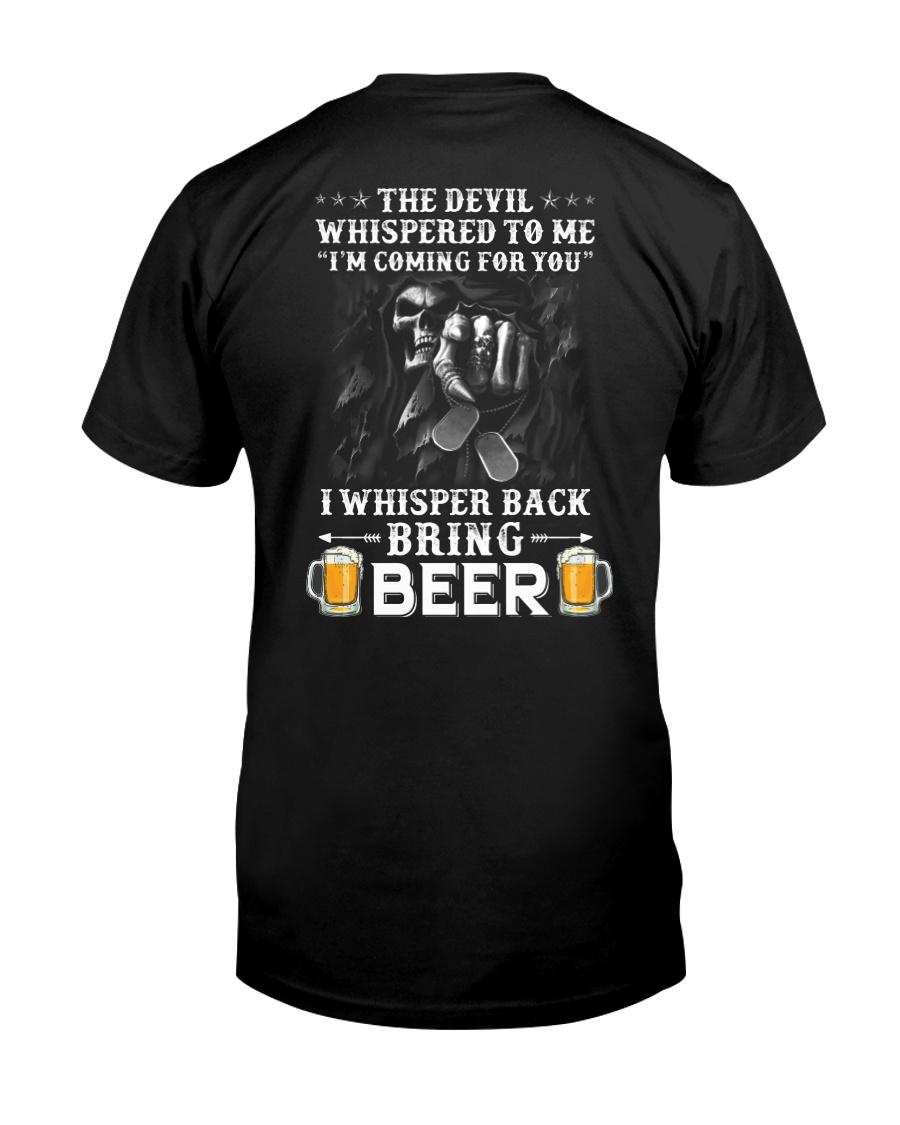 I whisper back Classic T-Shirt