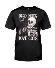 Love cats 2 Classic T-Shirt front