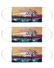 Joshua Tree Cloth Face Mask - 3 Pack front