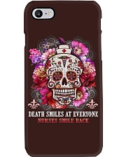 DEATH SMILES AT EVERYONE Phone Case thumbnail