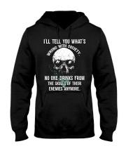 SOCIETY T-SHIRT  Hooded Sweatshirt thumbnail