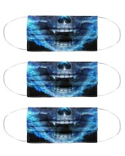 Metal Skull 3 Cloth Face Mask - 3 Pack front