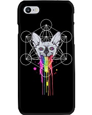 RAINBOW SPHYNX CAT Phone Case thumbnail