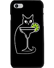 DAIQUIRI COCKTAIL CAT Phone Case thumbnail