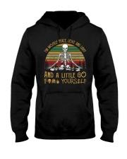 YOURSELF T-SHIRT  Hooded Sweatshirt thumbnail
