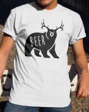 BEAR BEER Classic T-Shirt apparel-classic-tshirt-lifestyle-28